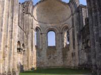 Idée de Sortie Créon Boucle de La Sauve à pied - Une abbaye en Entre-Deux Mers