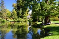Pau de parcs en jardins - Coté est Pau