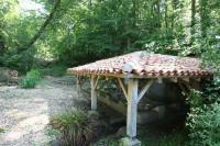 Idée de Sortie Montsoué A Coudures, circuit de la vallée du Bas et du plan d'eau de l'Estéla