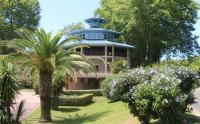 Idée de Sortie Cambo les Bains Balade à Roulettes Les jardins des thermes à Cambo-les-Bains