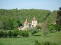 Idée de Sortie Couze et Saint Front Boucle du Rocher du Corbeau - Bayac