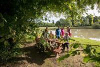 Idée de Sortie Neuillay les Bois Balade à pied n31 - De l'étang aux mares de Ratz