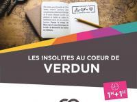 Idée de Sortie Verdun LES INSOLITES AU COEUR DE VERDUN