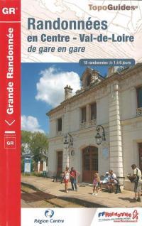 Idée de Sortie Le Poinçonnet Randonnées en Centre - Val-de-Loire de gare en gare La vallée de l'Indre à Châteauroux