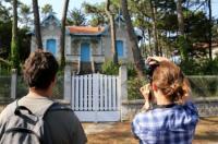 Le circuit des villas canaulaises Lacanau