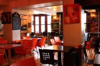 Bar restaurant Au Platane Arbérats Sillègue