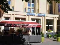 HOTEL RESTAURANT KYRIAD METZ CENTRE Peltre