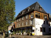 Hôtel aux Gorges du Dourdou Mourjou