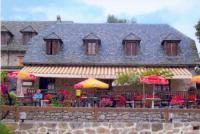 Auberge Fleurie Restaurant Le Nayrac