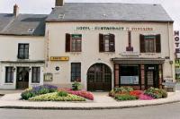 Hotel Restaurant La Fontaine Chaussy