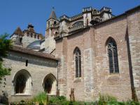 Idée de Sortie Arcambal Cathédrale Saint-Etienne et son cloître
