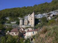 Idée de Sortie Saint Pierre Toirac Château de Larroque-Toirac