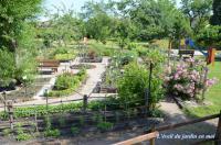 Idée de Sortie Issepts Jardin Médiéval