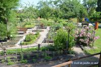 Jardin Médiéval Figeac
