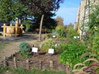 Le Jardin des Cinq Sens Galgan
