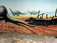 Idée de Sortie Parnac Ichnospace, empreintes et traces de dinosaures