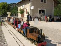 Mémorail - Quercy vapeur Saint Cernin
