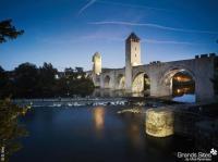 Idée de Sortie Cahors Visites privilèges de Cahors et Saint-Cirq Lapopie