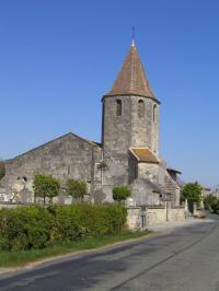 Idée de Sortie Le Fieu Eglise Saint-Hilaire de Puynormand