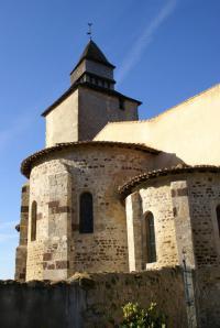 Idée de Sortie Souprosse Eglise Saint-Pierre