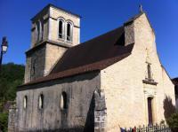 Idée de Sortie Savignac de Miremont Eglise de Journiac