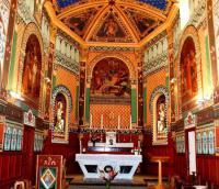 Idée de Sortie Nousty Eglise Saint Laurent