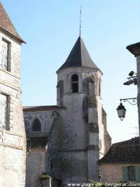 Idée de Sortie Montaut Eglise Saint Félicien d'Issigeac