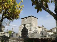 Idée de Sortie Lagorce Eglise Sainte-Croix de Bayas