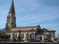 Idée de Sortie Bonzac Eglise Saint-Martin de Sablons