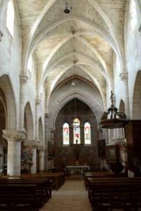 Idée de Sortie Sablons Eglise Saint-Pierre d'Abzac