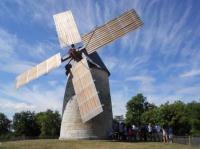 Idée de Sortie Chapdeuil Moulin à Vent des Terres Blanches