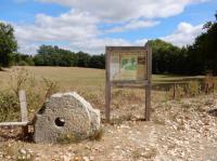 Idée de Sortie La Chapelle Montmoreau Site et sentier d'interprétation des meulières