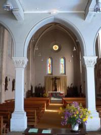 Idée de Sortie Villeneuve de Marsan Eglise Saint-Hippolyte