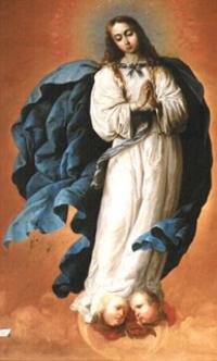 Idée de Sortie Langon Tableau de l'Immaculée Conception
