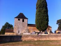 Idée de Sortie Pezuls Eglise de Saint Avit