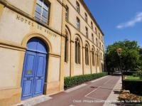 ANCIENNE-ABBAYE-SAINT-CLEMENT-ET-HoTEL-DE-ReGION Metz