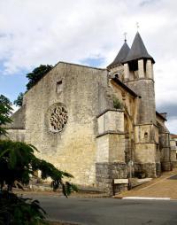 Idée de Sortie La Chapelle Montmoreau Eglise Saint-Christophe