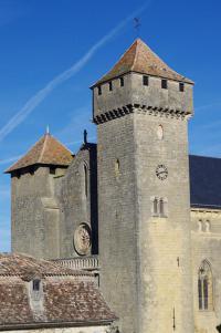 Idée de Sortie Nojals et Clotte Eglise Saint Laurent