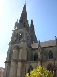 Idée de Sortie Vignonet Eglise Saint Etienne de Branne