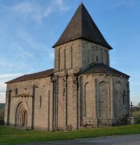 Idée de Sortie Mouzon Eglise de Reilhac