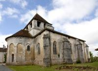 Idée de Sortie Sencenac Puy de Fourches Eglise Saint-Pantaléon