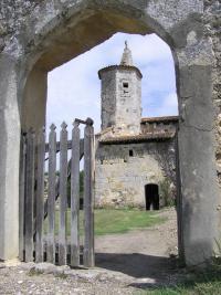 Idée de Sortie Gabarret Eglise romane de Saint-Simon