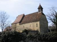 Idée de Sortie Campagne Eglise Saint Barthélémy de Lussac