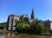 Idée de Sortie Savignac de Miremont Eglise Saint Sulpice