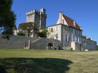 Chateau de Xaintrailles Port Sainte Marie