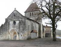 Idée de Sortie La Chapelle Montmoreau Eglise Saint-Martin de Champeaux
