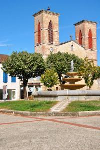 Idée de Sortie Bascons Eglise Saint-Pierre et Saint-Paul du Marsan
