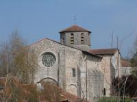 Idée de Sortie Eymouthiers Eglise Notre Dame