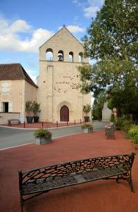 Idée de Sortie Montagnac d'Auberoche Eglise Saint-Astier
