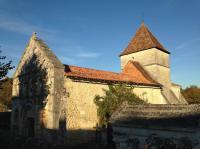 Idée de Sortie Saint Julien de Bourdeilles Eglise Saint-Côme et Saint-Damien de Boulouneix